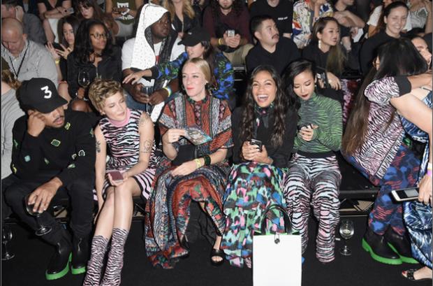 Show H&M x Kenzo tại New York: Suboi diện thiết kế mới nhất, ngồi hàng ghế đầu cùng loạt sao đình đám - Ảnh 5.