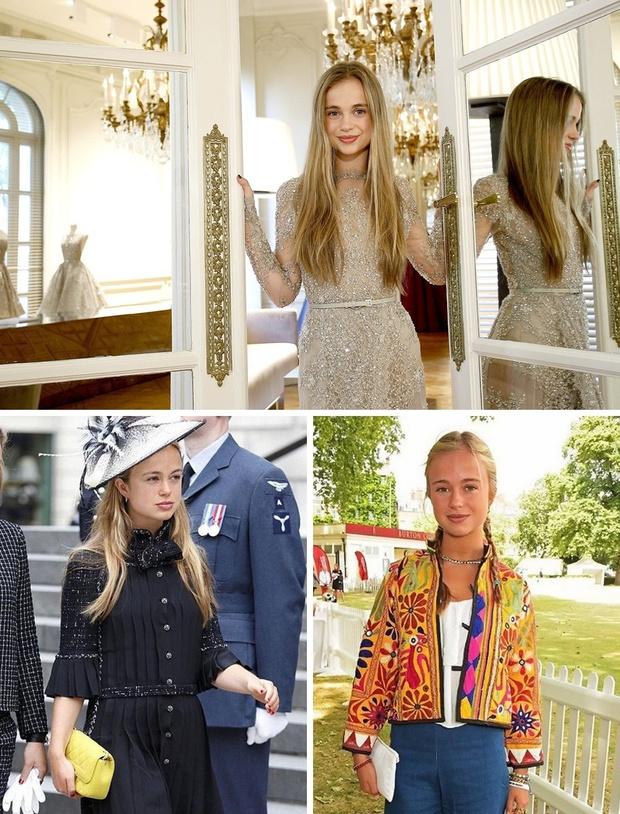 Cuộc sống ít người biết của 10 nàng công chúa xinh đẹp thời hiện đại - Ảnh 2.