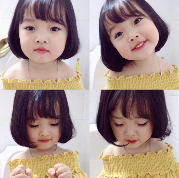 Cô nhóc Hàn Quốc đáng yêu tới nỗi xem ảnh mà chỉ muốn lao ngay vào... cắn má - Ảnh 12.