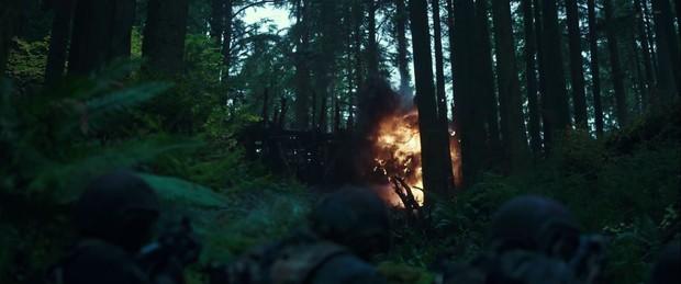 Trailer của War for the Planet of the Apes hé lộ cuộc chiến một mất một còn giữa người và vượn - Ảnh 2.