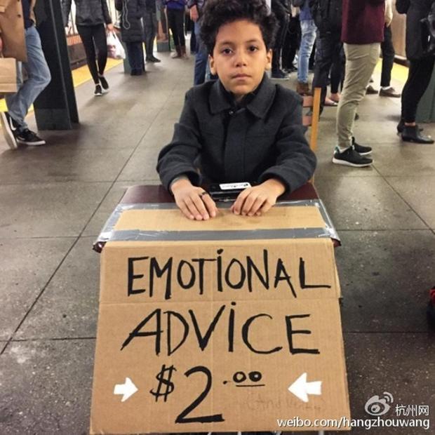 Không thể tin nổi cậu bé 11 tuổi với gương mặt non nớt này lại là một chuyên gia tư vấn tình cảm - Ảnh 6.