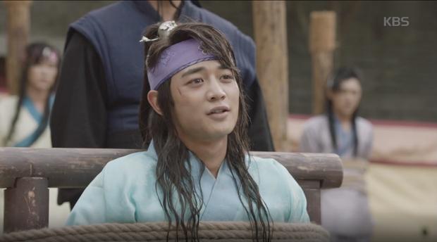 """""""Hwarang"""": Sung Dong Il bất chấp thủ đoạn hòng chiêu mộ nhân tài - Ảnh 3."""