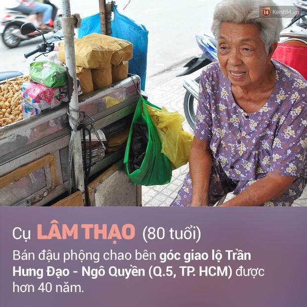 Ghi nhớ những địa chỉ ăn vặt này để ủng hộ các cụ già vẫn phải mưu sinh ở Sài Gòn - Ảnh 2.