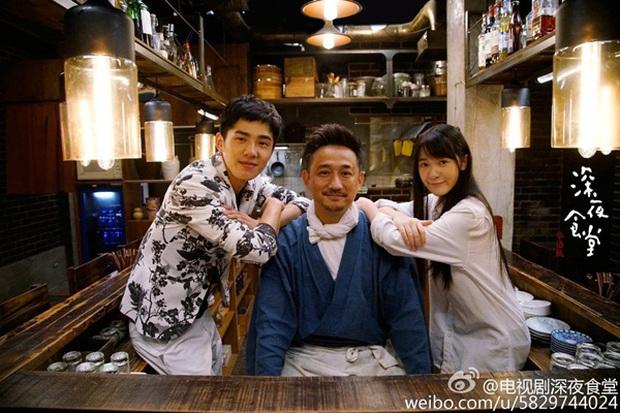"""""""Dư Hoài"""" Lưu Hạo Nhiên sẽ """"được vỗ béo"""" trong phim mới - Ảnh 5."""