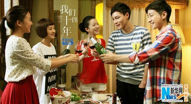 Điện ảnh Hoa ngữ tháng 9: Từ tình cảm lãng mạn đến hành động nghẹt thở - Ảnh 8.