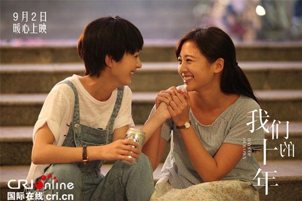 Điện ảnh Hoa ngữ tháng 9: Từ tình cảm lãng mạn đến hành động nghẹt thở - Ảnh 10.