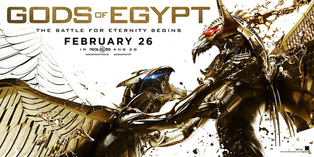 Ai Cập, Hy Lạp, Bắc Âu: Thần nào hoành tráng nhất trên màn ảnh? - Ảnh 22.