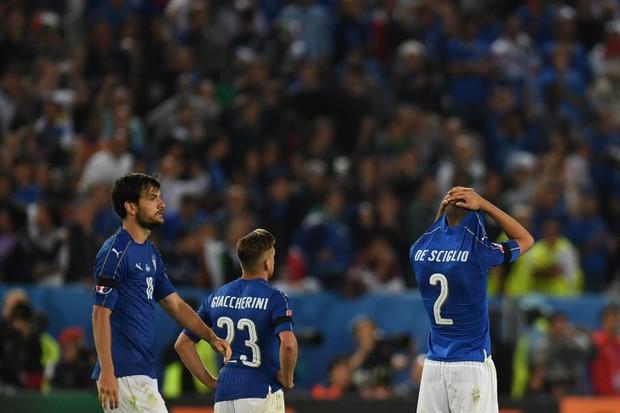 Đức vỡ òa, Italia sụp đổ sau trận tứ kết nghẹt thở trên chấm luân lưu - Ảnh 20.