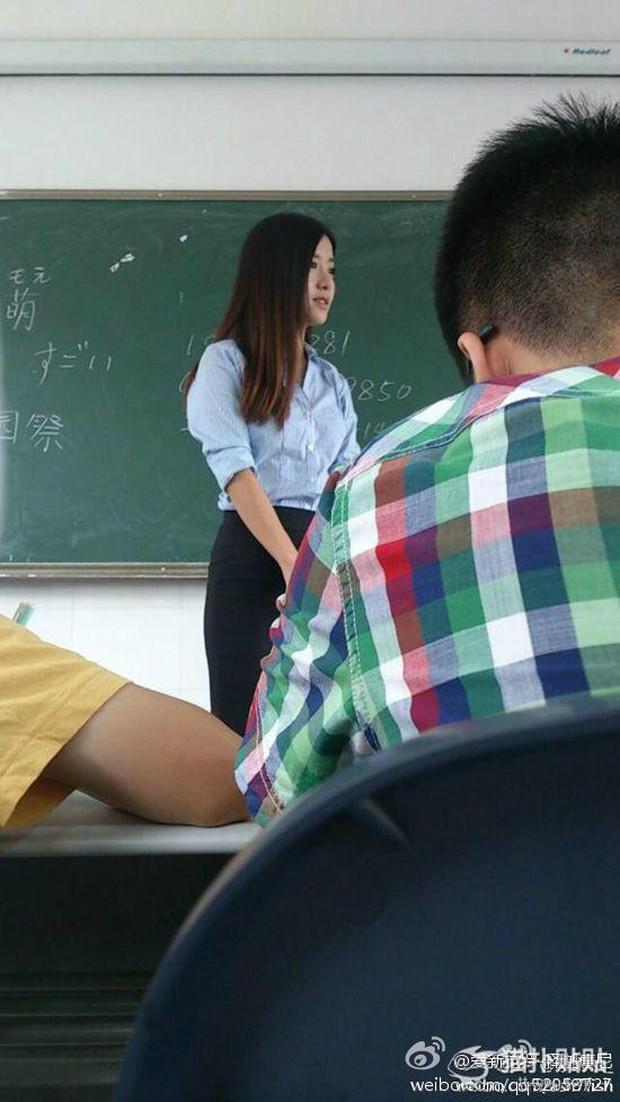 4 nữ giáo viên được hâm mộ nhất châu Á vì quá xinh đẹp - Ảnh 21.
