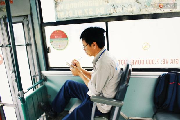 1.001 chiêu sinh viên trốn vé xe buýt và cách hành xử văn minh của người phụ xe - Ảnh 5.