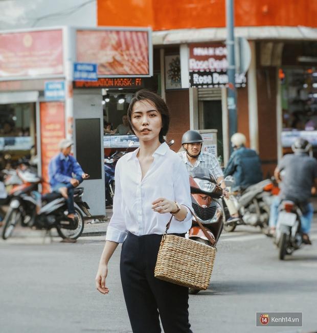 Nhan sắc được ví như Hà Tăng của cô nàng đã lột xác nhờ giảm 14kg - Ảnh 12.