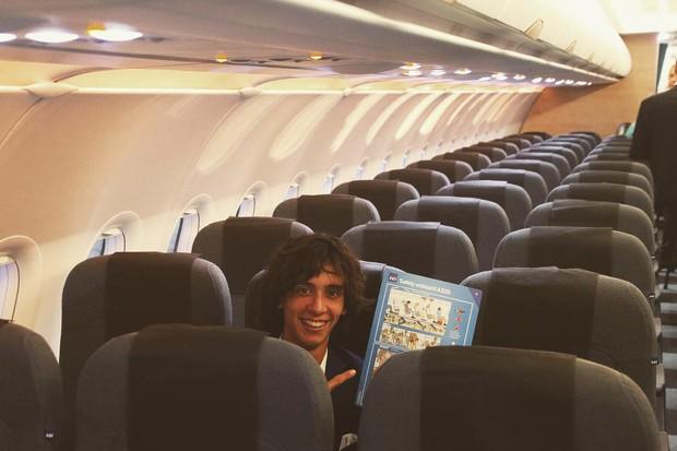 Công việc tuyệt vời nhất hành tinh: Chỉ việc ngồi máy bay miễn phí và du lịch vòng quanh thế giới - Ảnh 7.