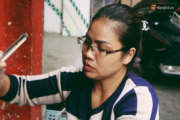Gánh bún ốc vỉa hè Hà Nội sau ngày lên sóng CNN: Tôi phải đuổi những vị khách đến chỉ vì hiếu kỳ - Ảnh 3.