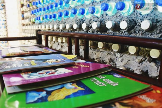 Ngôi nhà đặc biệt xây bằng 8.800 vỏ chai nhựa ở Hà Nội - Ảnh 9.