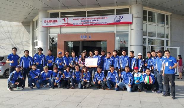 Những hình ảnh thiện nguyện đầy ý nghĩa của Y-Riders tại Đà Nẵng - Ảnh 1.