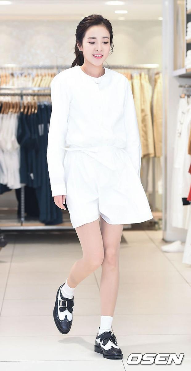 Dara (2NE1) khoe vẻ đẹp tinh khôi như thiếu nữ đôi mươi - Ảnh 6.