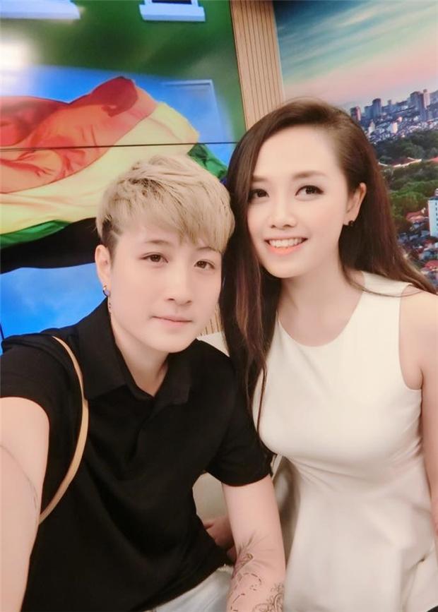 Nữ MC VTV xinh đẹp và chuyện tình đồng giới siêu ngọt ngào lần đầu tiên được kể - Ảnh 12.
