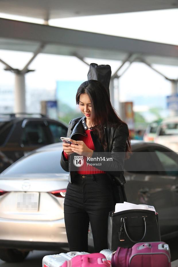 Đại diện Việt Nam - Diệu Ngọc chính thức lên đường đến cuộc thi nhan sắc lớn nhất hành tinh Hoa hậu Thế giới 2016 - Ảnh 5.