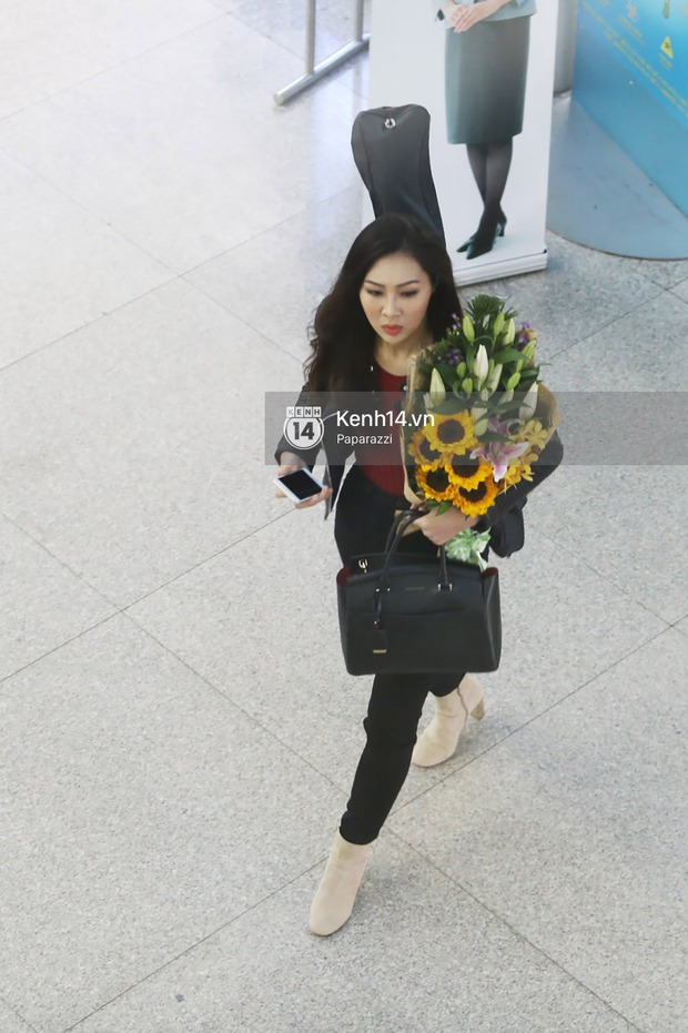 Đại diện Việt Nam - Diệu Ngọc chính thức lên đường đến cuộc thi nhan sắc lớn nhất hành tinh Hoa hậu Thế giới 2016 - Ảnh 13.