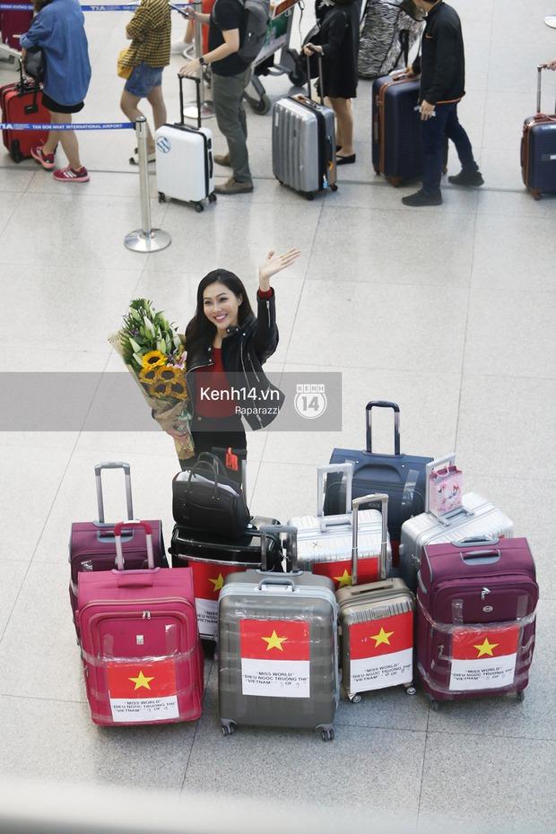 Đại diện Việt Nam - Diệu Ngọc chính thức lên đường đến cuộc thi nhan sắc lớn nhất hành tinh Hoa hậu Thế giới 2016 - Ảnh 16.