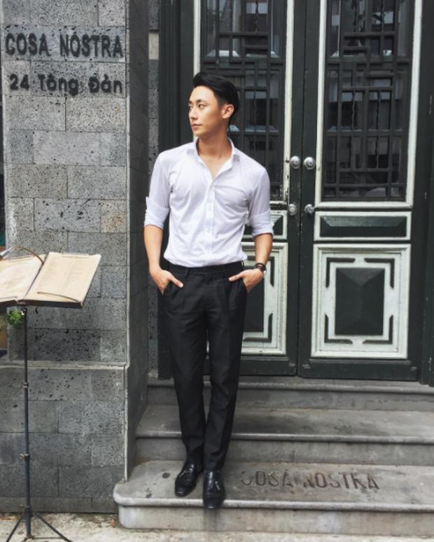 4 trai đẹp Việt không làm gì cũng cứ hot chỉ vì... ngày càng phong độ và nam tính - Ảnh 18.