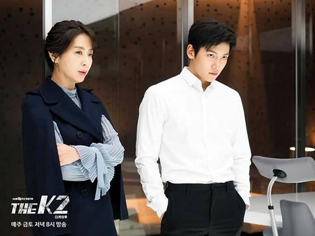 """""""K2"""": Ji Chang Wook bất lực nhìn Yoona bị kẻ thù bắt cóc - Ảnh 23."""