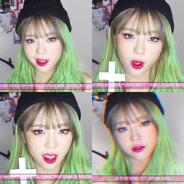 Cô gái Hàn Quốc được phong danh thánh make-up vì biệt tài biến hóa thành bất cứ ngôi sao nào! - Ảnh 11.