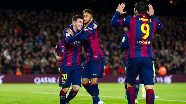 FIFA nên cấm Messi, Suarez, Neymar đá cùng nhau - Ảnh 1.