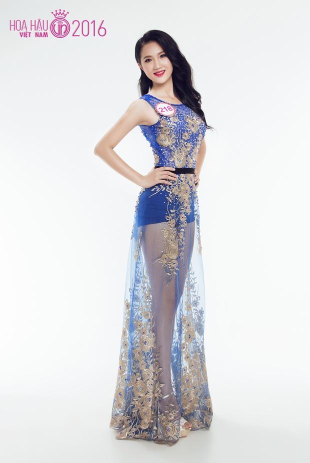 Hoa hậu Việt Nam 2016: 30 người đẹp tranh tài ở vòng Chung khảo phía Nam lộng lẫy với váy dạ hội - Ảnh 15.