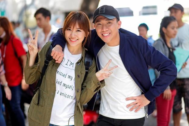 Trấn Thành lên tiếng về việc Hari Won bị chỉ trích sau khi chia tay Đinh Tiến Đạt - Ảnh 2.