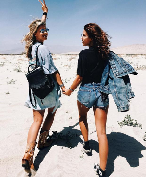 Coachella: Lễ hội nhiều cô nàng xinh và hot nhất nước Mỹ!  - Ảnh 22.