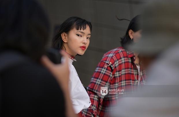 Hoàng Ku, Châu Bùi, Min xuất hiện cực nét cùng fashionista Hàn tại Tuần lễ thời trang ngày 3 - Ảnh 22.