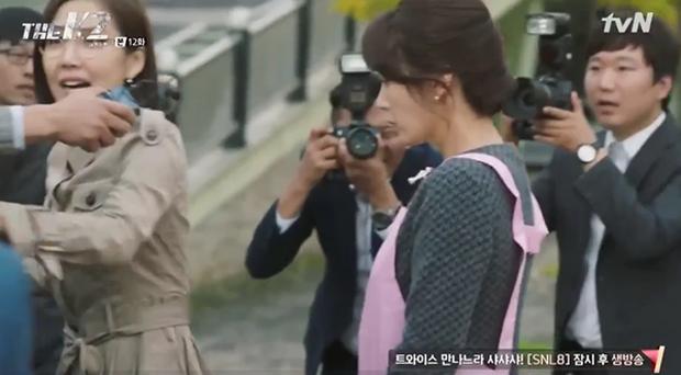 """""""K2"""": Thân phận thật sự của Yoona đã được tiết lộ - Ảnh 28."""