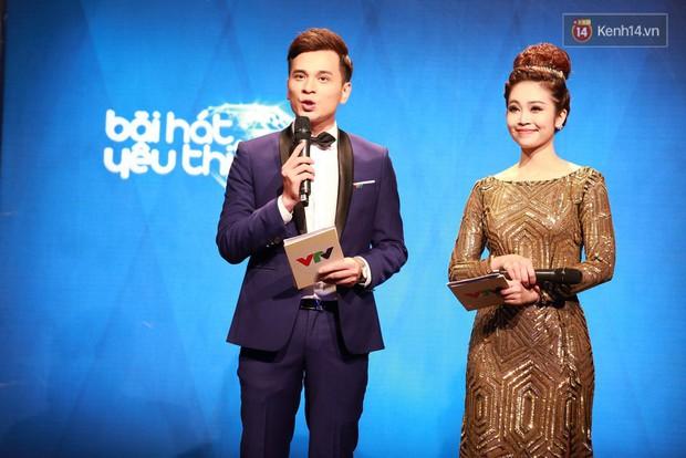 Hoài Lâm giành giải thưởng 500 triệu đồng của Bài hát yêu thích 2015 - Ảnh 20.