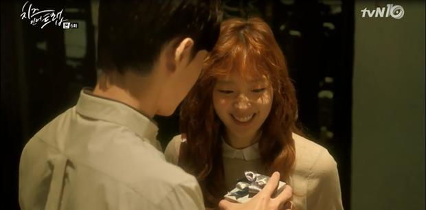"""""""Cheese In The Trap"""": Bấn loạn trước nụ hôn """"hụt"""" trên giường của Park Hae Jin - Ảnh 25."""