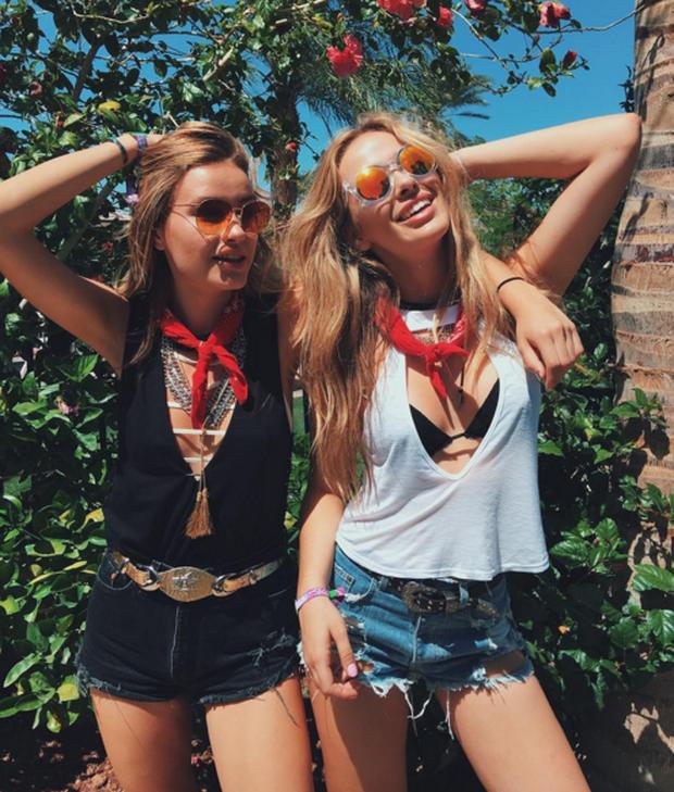 Coachella: Lễ hội nhiều cô nàng xinh và hot nhất nước Mỹ!  - Ảnh 23.