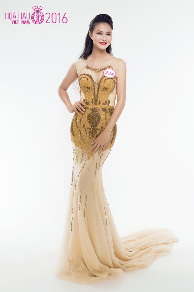 Hoa hậu Việt Nam 2016: 30 người đẹp tranh tài ở vòng Chung khảo phía Nam lộng lẫy với váy dạ hội - Ảnh 18.