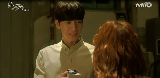 """""""Cheese In The Trap"""": Bấn loạn trước nụ hôn """"hụt"""" trên giường của Park Hae Jin - Ảnh 26."""