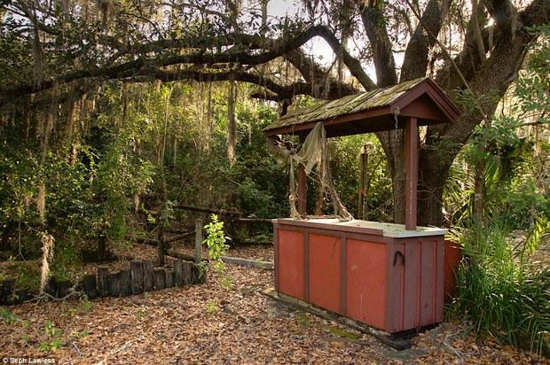 Hình ảnh ghê rợn bên trong công viên nước bỏ hoang 15 năm của Disney - Ảnh 22.