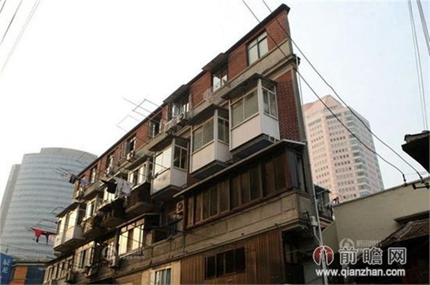 Những tòa nhà không thể mỏng hơn chỉ có ở Trung Quốc - Ảnh 6.