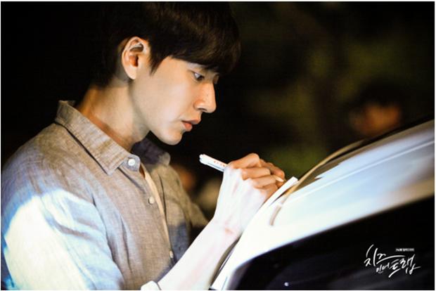 """""""Cheese In The Trap"""": Park Hae Jin hờn ghen vì thấy bạn gái thân thiết cùng Seo Kang Joon - Ảnh 24."""