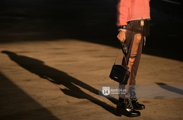 Hoàng Ku, Châu Bùi, Min xuất hiện cực nét cùng fashionista Hàn tại Tuần lễ thời trang ngày 3 - Ảnh 25.