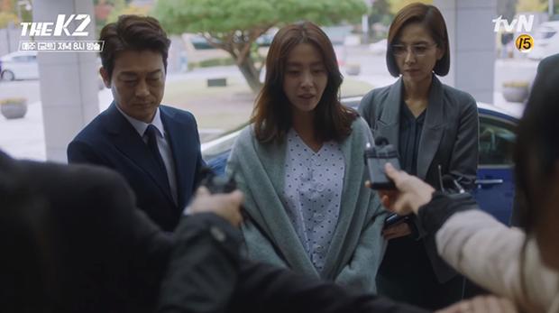 """""""K2"""": Thân phận thật sự của Yoona đã được tiết lộ - Ảnh 31."""