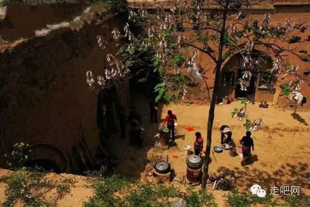 Ngôi làng kỳ lạ nhất Trung Quốc: Toàn bộ người dân đều sống dưới lòng đất - Ảnh 23.