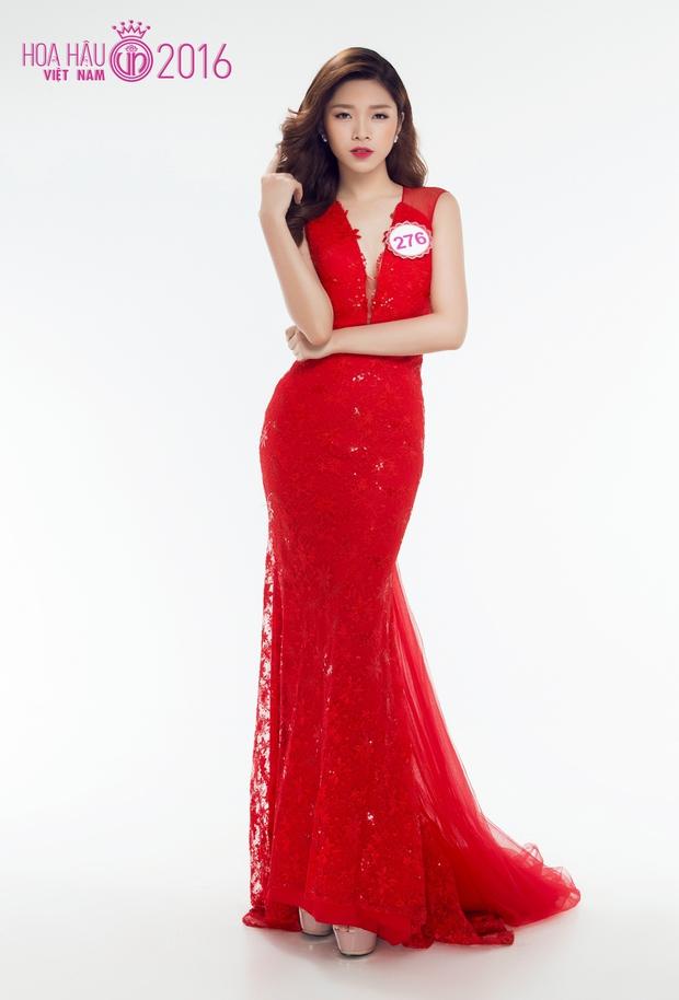 Hoa hậu Việt Nam 2016: 30 người đẹp tranh tài ở vòng Chung khảo phía Nam lộng lẫy với váy dạ hội - Ảnh 12.