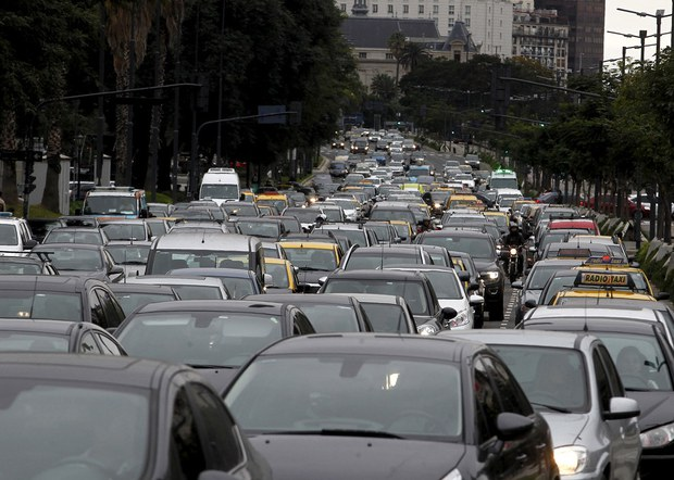 Không chỉ Indonesia, rất nhiều thành phố khác trên thế giới cũng thường xuyên ùn tắc kinh hoàng - Ảnh 28.