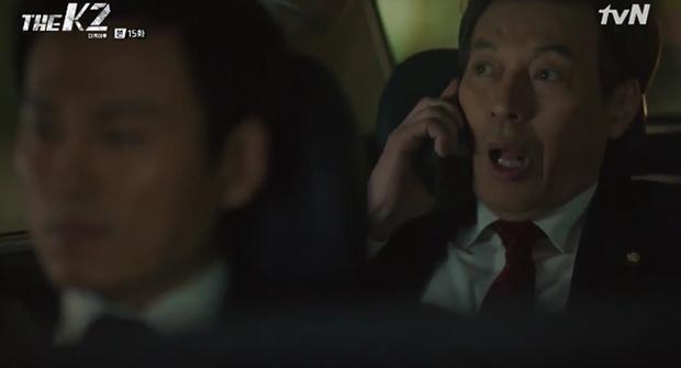"""""""K2"""": Ji Chang Wook bất lực nhìn Yoona bị kẻ thù bắt cóc - Ảnh 34."""