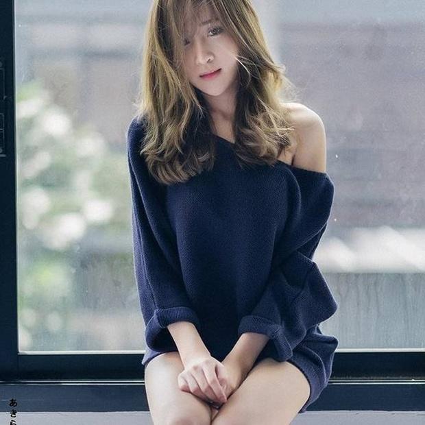 Cô gái hội tụ đủ các nét đẹp giữa 4 dòng máu: Trung, Hàn, Nhật, Thái - Ảnh 14.
