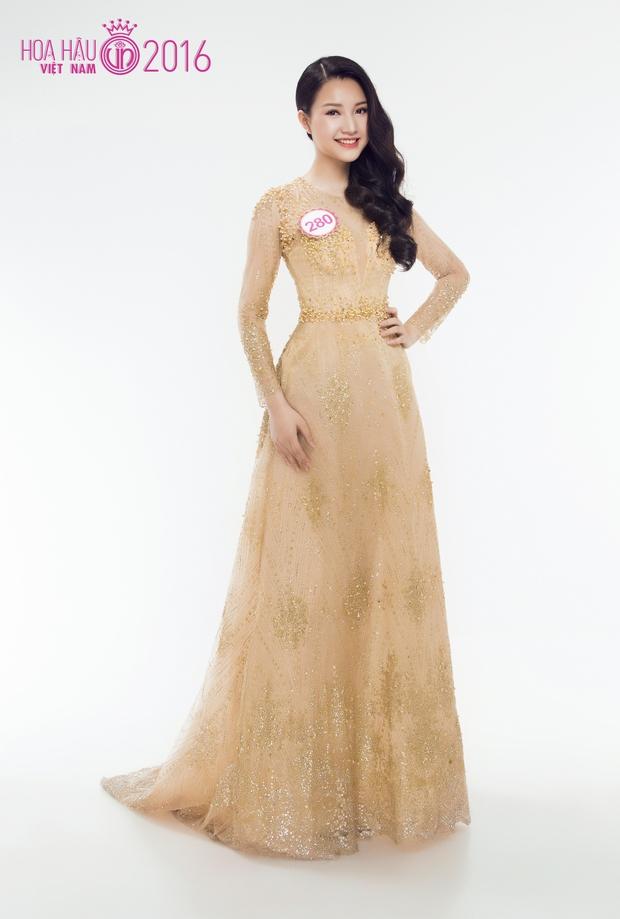 Hoa hậu Việt Nam 2016: 30 người đẹp tranh tài ở vòng Chung khảo phía Nam lộng lẫy với váy dạ hội - Ảnh 16.