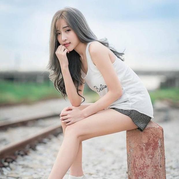 Cô gái hội tụ đủ các nét đẹp giữa 4 dòng máu: Trung, Hàn, Nhật, Thái - Ảnh 15.